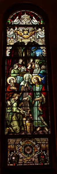 Church-Window-Miracle-at-Cana