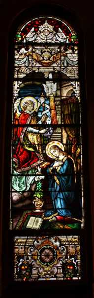 Church-Window-The-Annunciation