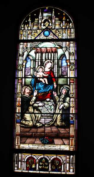 Church-Stained-Window-Our-Lady-of-Pompeii