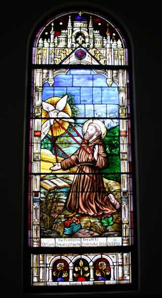 Church-Stained-Window-Saint-Francis