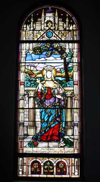 Church-Stained-Window-Saint-Hedwig-Jadwiga