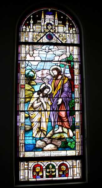 Church-Stained-Window-Saint-John-the-Baptist