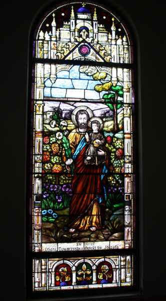 Church-Stained-Window-Saint-Joseph
