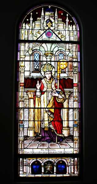 Church-Stained-Window-Saint-Stanislaus