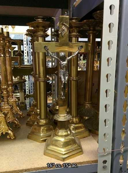 Catholic-Church-Antique-Altar-Candlesticks-6