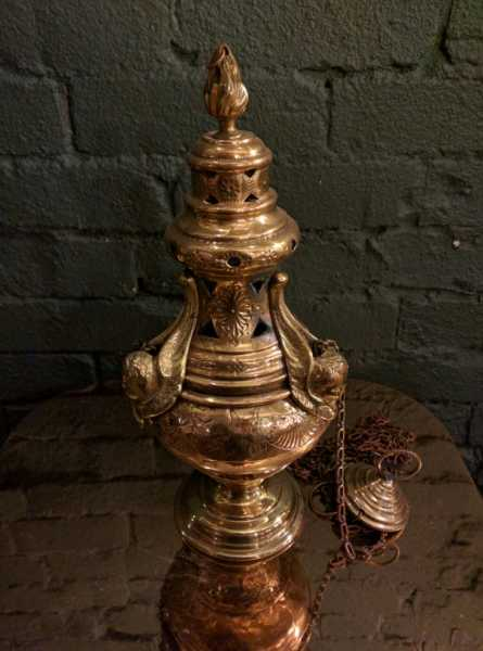 Used-Church-Items-Censer-Thurible-4