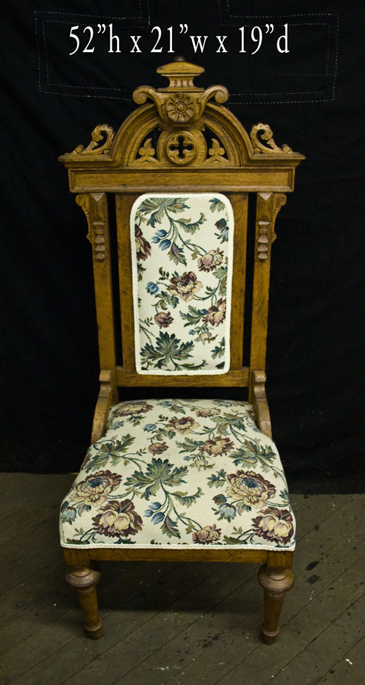 Bench Style Chair Small House Interior Design