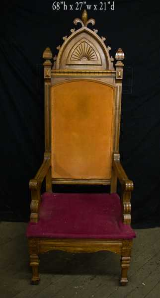 Catholic-Church-Vintage-Chair-11