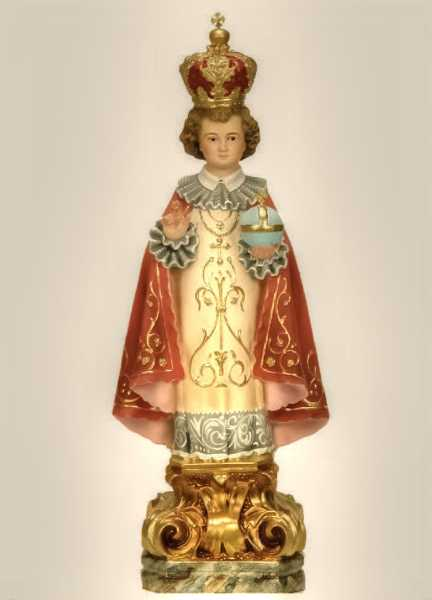 Infant-of-Prague-Church-Statue