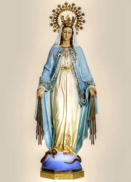 Our-Lady-of-the-Miraculous-Medal-Statue-4