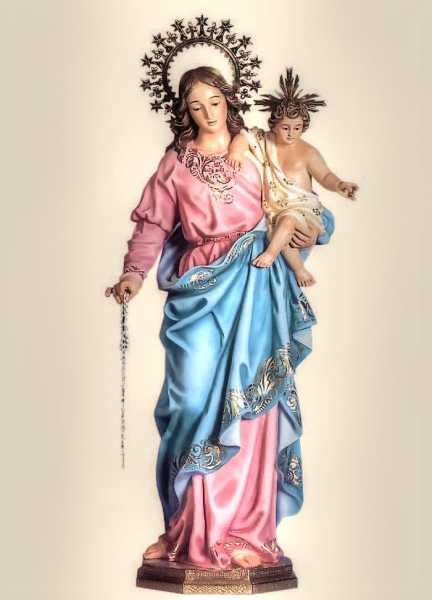 Our-Lady-of-the-Rosary-Blessed-Virgin-Mary-Statue-2