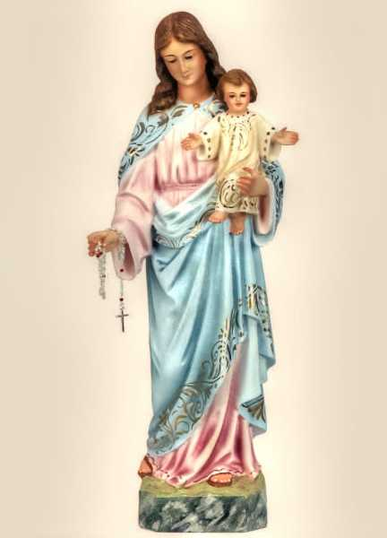 Our-Lady-of-the-Rosary-Blessed-Virgin-Mary-Statue-4