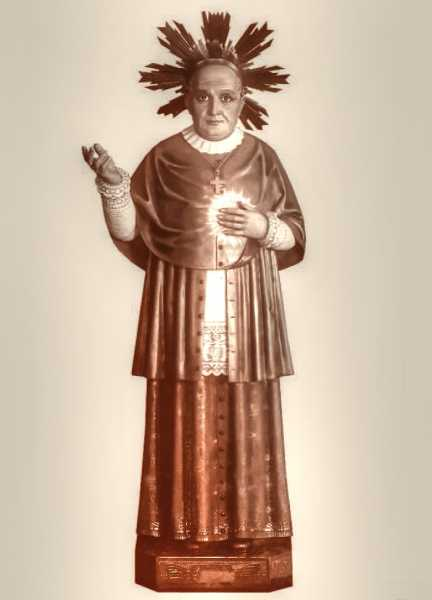 Saint-Anthony-Mary-Claret-Statue