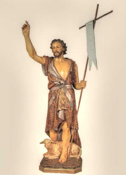 Saint-John-the-Baptist-Statue