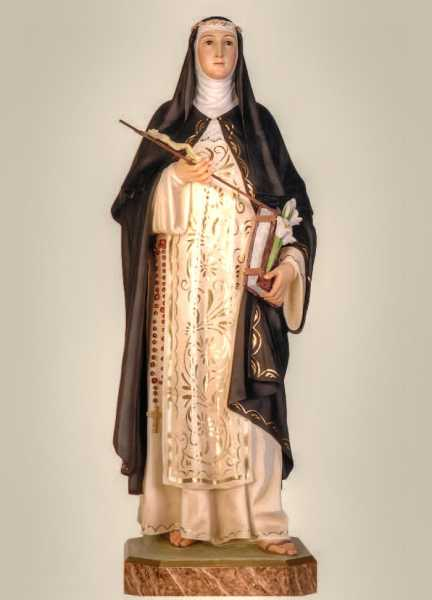 Saint-Rose-of-Lima-Statue