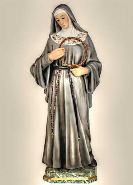 St.-Margaret-Mary-Alacoque-Statue