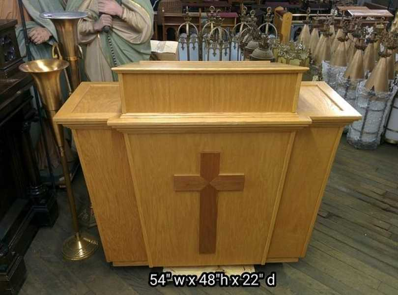 Lectern-Podium-Church-05