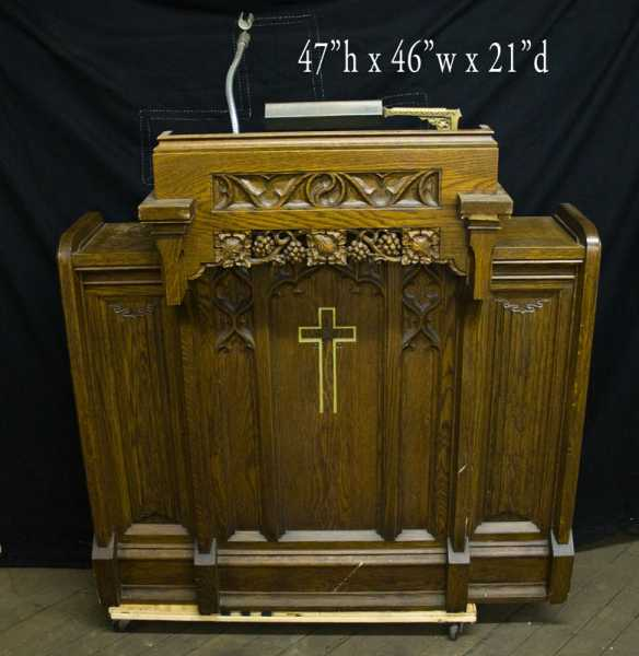 Lectern-Podium-Church-11