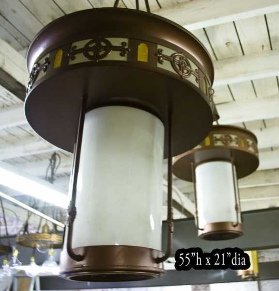 Used Church Lights Lamps 8