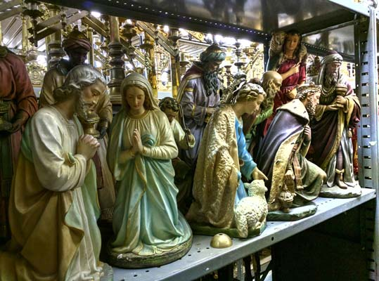 The Catholic Company For Antique Church Supplies Used