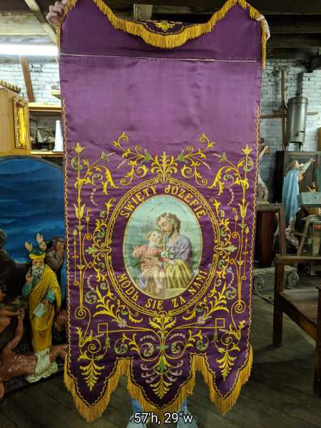 Saint-Joseph-Antique-Banner