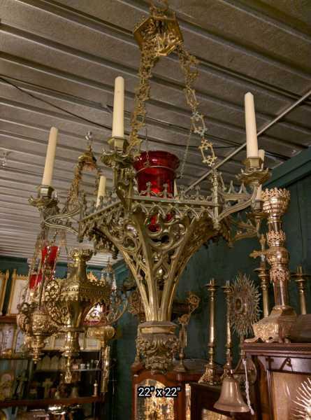 Sanctuary Lamp 1