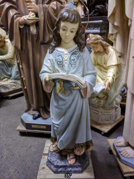 Child-Mary-Statue