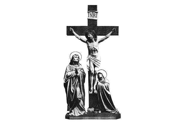 Crucifix / Corpus - Used Church Items